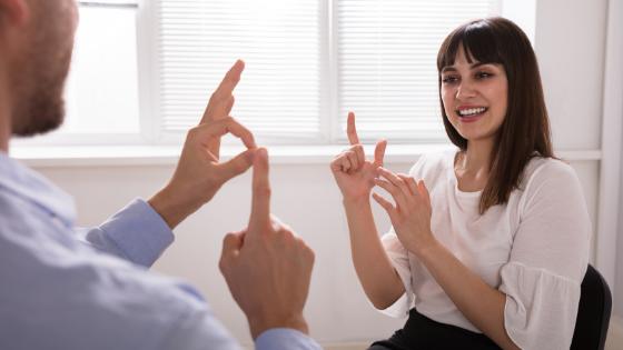 Finding Deaf Interpreter For Translation Services Near Me